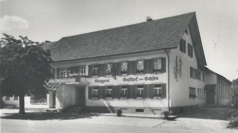 Der Gasthof Ochsen